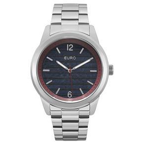 Relógio Euro Feminino Analógico EU2033AP/3A - Preto
