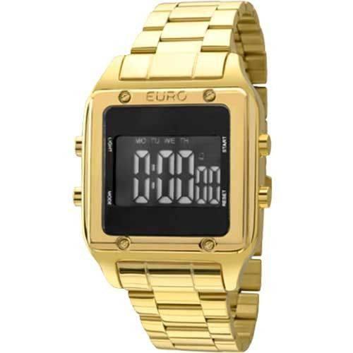 Relógio Euro Feminino Eug2510aa/4p