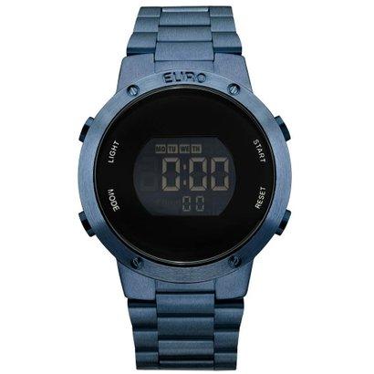 Relógio Euro Metal Trendy EUBJ3279AC/4A Digital