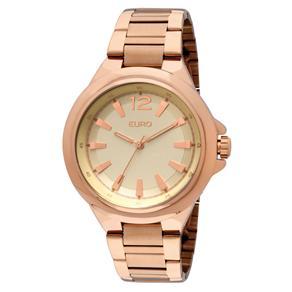 Relógio Feminino Analógico Euro EU2035LQN/4X - Rosé