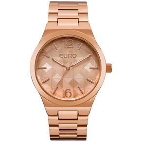 Relógio Feminino Analógico Euro EU2036YLN/4T - Rosê