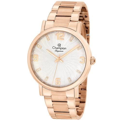 Tudo sobre 'Relógio Feminino Champion Rosê Cn25636z'