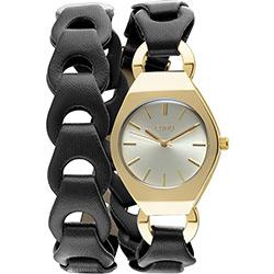 Relógio Feminino Euro Analógico Casual Eu2035fhd/2p