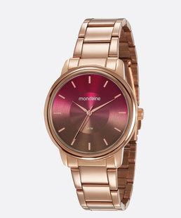 Relógio Feminino Mondaine 53606LPMVRE8