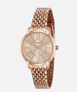 Relógio Feminino Mondaine 53615LPMVRE3