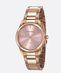 Relógio Feminino Mondaine 53676LPMVRE1