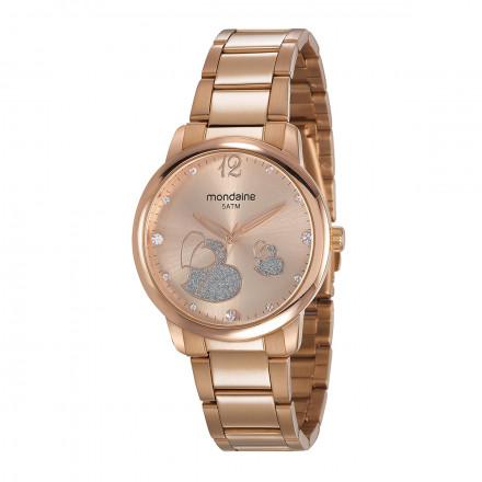 Relógio Feminino Mondaine Rose - 53627lpmvre2