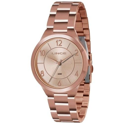 Tudo sobre 'Relógio Feminino Rosê Lince Lrr4438L'