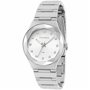 Relógio Feminino Technos Elegance Crystal 2035MFJ/1K