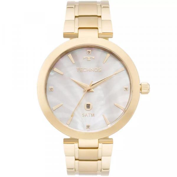 Tudo sobre 'Relógio Feminino Technos GL10ID/4B Aço Dourado'