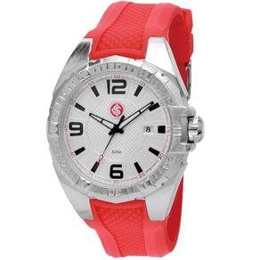 Tudo sobre 'Relógio Internacional Masculino Analógico Vermelho - INT2315AA/8R INT2315AA/8R'