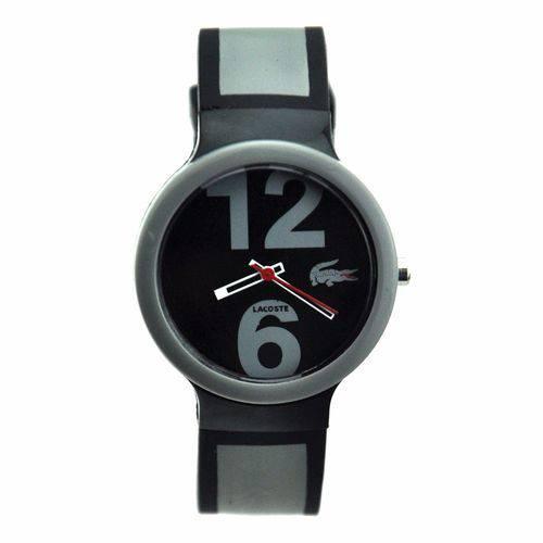 Relógio Lacoste Pulseira de Silicone