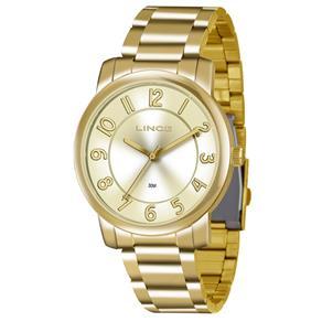 Relógio Lince Feminino LRG4336L C2KX