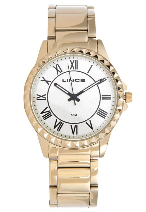 Relógio Lince LRG4561L-C3KX Dourado