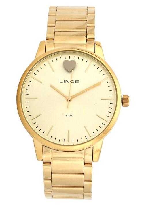 Relógio Lince LRG611L-C1KX Dourado