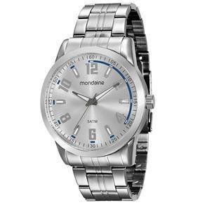 Relógio Masculino Analógico Mondaine 99086G0MVNE2 - Cromada/Prateado