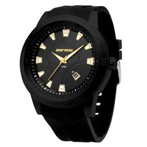 Relógio Masculino Analógico Mormaii MO2315AB/8P - Preto