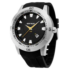 Relógio Masculino Analógico Mormaii MO2315AC/8P - Preto