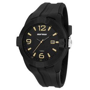 Relógio Masculino Analógico Mormaii MO2315AI/8P - Preto