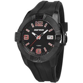 Relógio Masculino Analógico Mormaii MO2315AP/8P - Preto