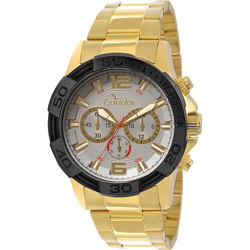 Tudo sobre 'Relógio Masculino Condor Cronógrafo Esportivo COVD54AA/4K'