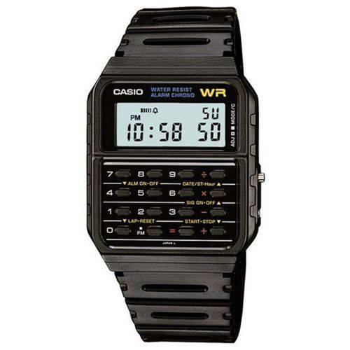 Tudo sobre 'Relógio Masculino Digital Casio Ca-53W-1Z - Preto'