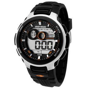 Relógio Masculino Digital Mormaii MOJM004/8P - Preto