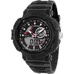 Relógio Masculino Mormaii Analógico e Digital Esportivo Mo1069/8p