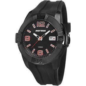 Relógio Masculino Mormaii Analógico - MO2315AP/8P - Preto