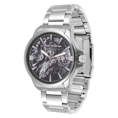 Tudo sobre 'Relógio Masculino Mormaii Automatic MO8205AB/3P 7891530373916'