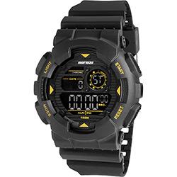 Relógio Masculino Mormaii Digital MO1417/8P