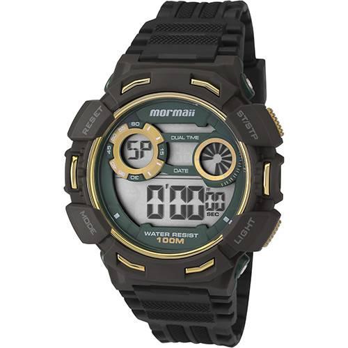 Tudo sobre 'Relógio Masculino Mormaii Digital Tradicional Mo1463/8y'