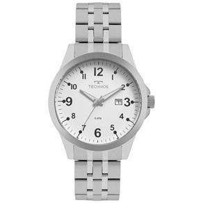 Relógio Masculino Technos Classic Steel 2115MQC/1B