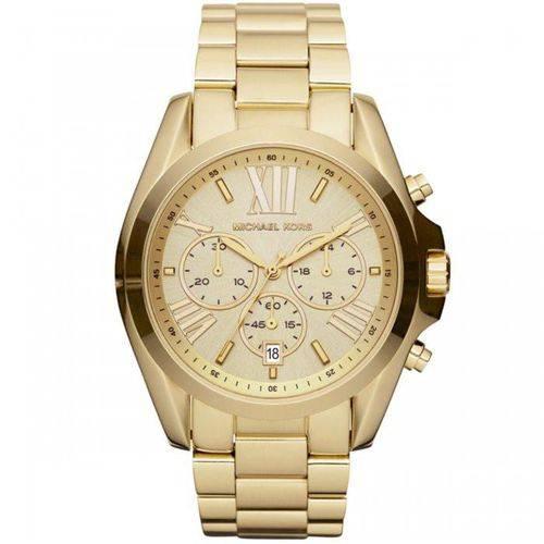 Tudo sobre 'Relógio Michael Kors Mk5605-z Dourado'