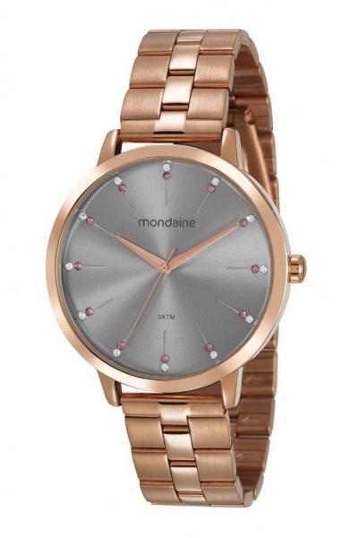 Relógio Mondaine Feminino 53659lpmvre3 Rosê