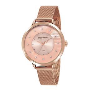 Relógio Mondaine Feminino 53751Lpmvre2 Rosê