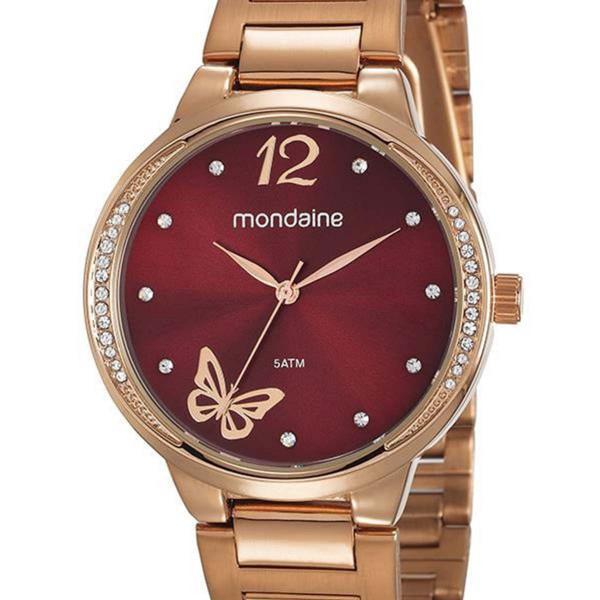 Relógio Mondaine Feminino 53758LPMVRE2 Rosê