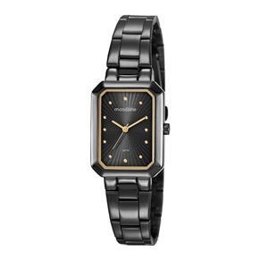 Relógio Mondaine Feminino 53766lpmvpe1 Preto