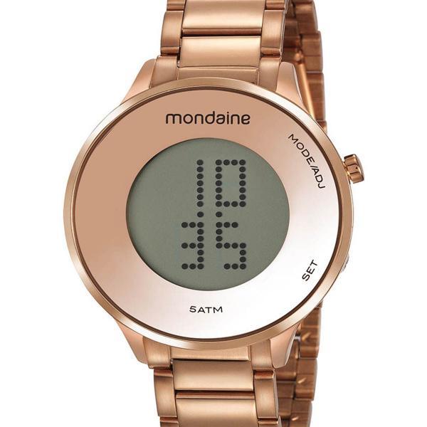Relógio Mondaine Feminino 53786LPMVRE2 Rose