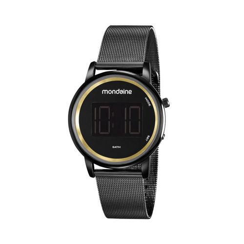 Relógio Mondaine Feminino 53787LPMVPE3 - Preto