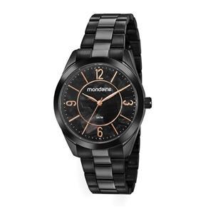 Relógio Mondaine Feminino 53813Lpmvpe2 Preto