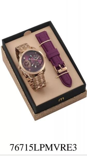 Relógio Mondaine Feminino 76715lpmvre3