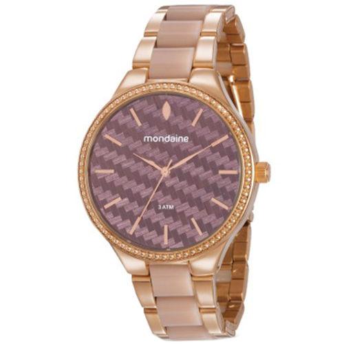 Relógio Mondaine Feminino 76713lpmvre1 Rosê