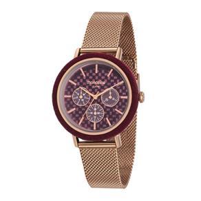 Relógio Mondaine Feminino 89011lpmvre3 Rosê