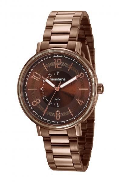 Relógio Mondaine Feminino Preto 53677lpmvpe3