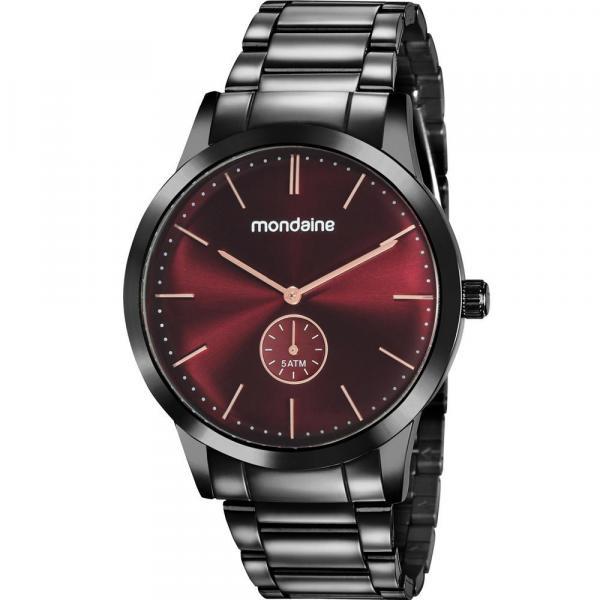 Relógio Mondaine Feminino Preto 76717LPMVPE2