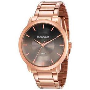 Relógio Mondaine Feminino Rosê 53606lpmvre4
