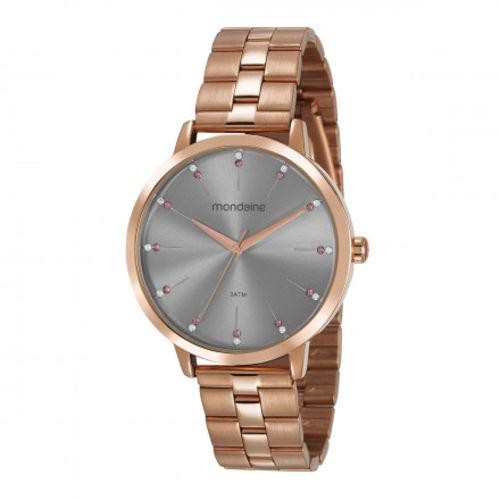 Relógio Mondaine Feminino Rose 53659lpmvre3