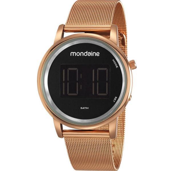 Relógio Mondaine Feminino Rosê 53787LPMVRE2