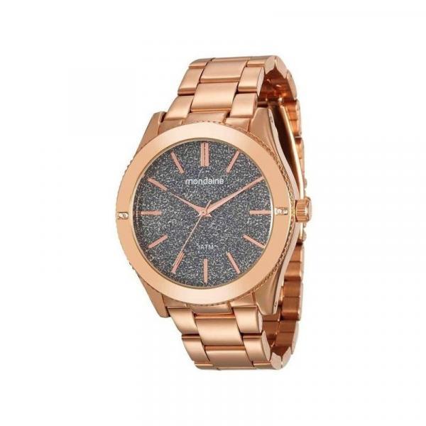Relógio Mondaine Feminino Rosê 76696Lpmvre2